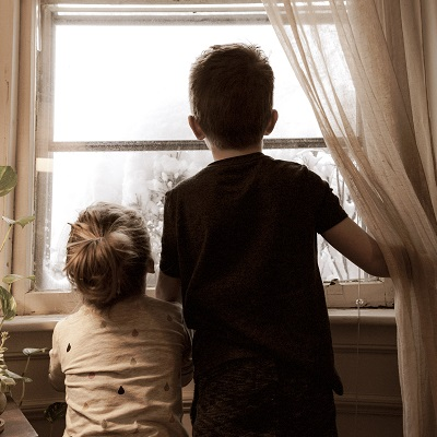 helping kids when moving home