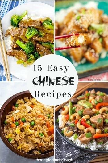 yummy chinese recipes