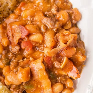 southern baked beans