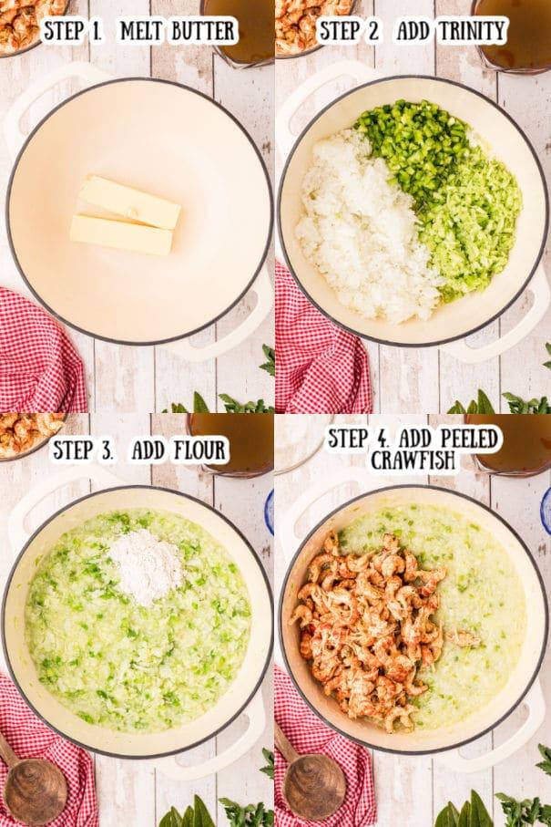 crawfish etouffee recipe steps